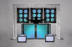 Naga 4 Panel DJ Essentials Package