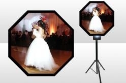 Octagonal Projection Screen